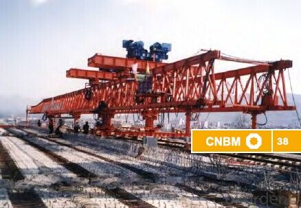 High-end Cantilever Segment Launching Gantry