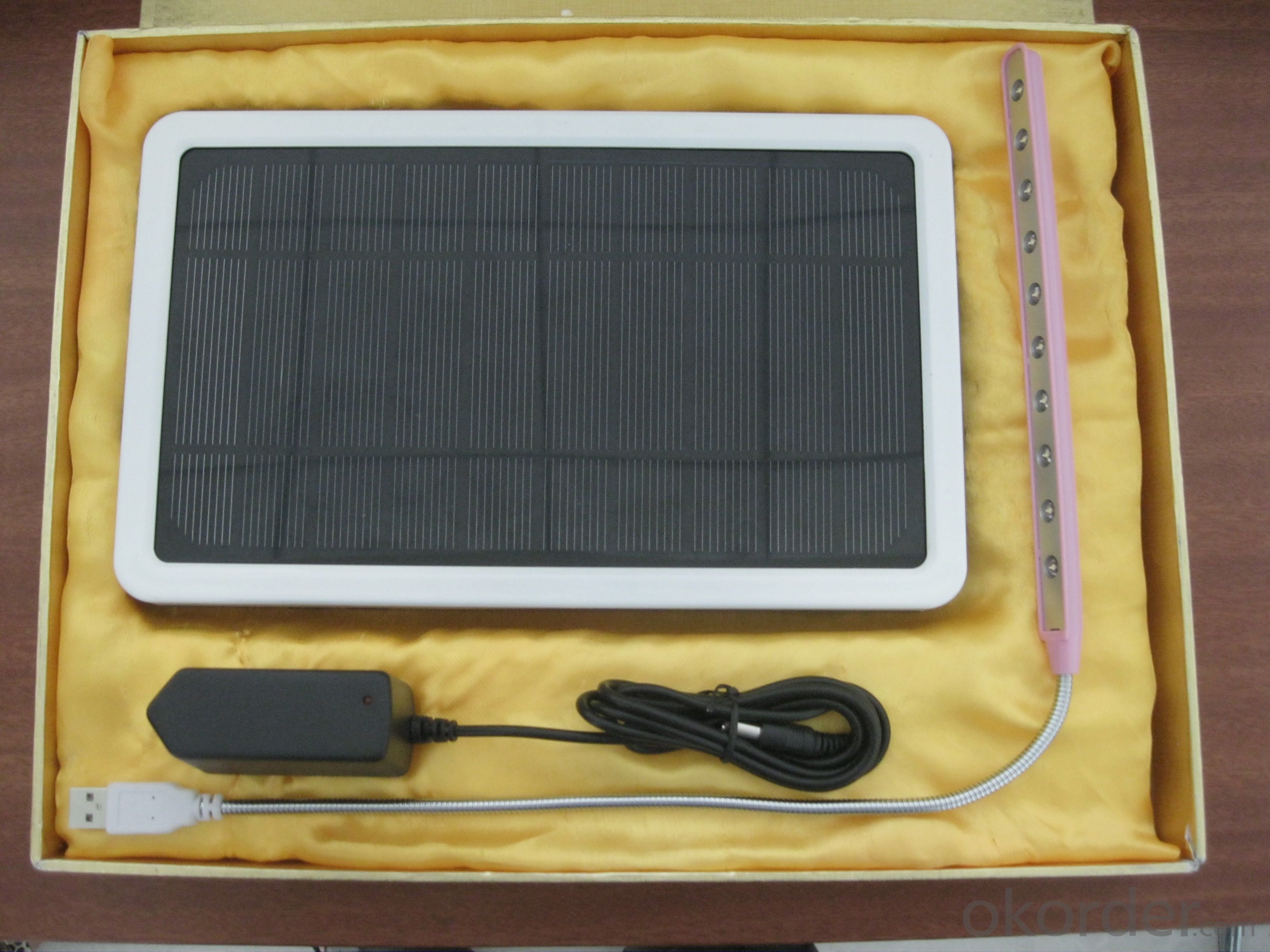 Solar PAD Solar Energy Smart Charger