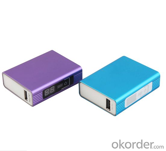 Power Bank Power Supply with Cool