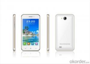 Fashion Design 3G WCDMA GMS Dual SIM Smartphone