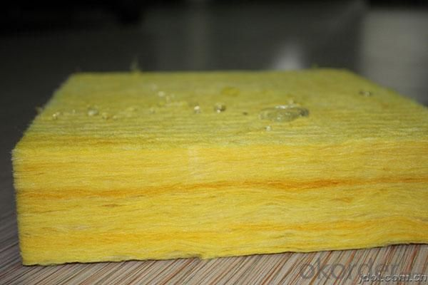 Glass Wool Board 10kg/m3 china manufacturer