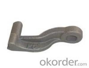 locomotive accessory copper investment casting parts