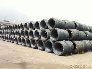 American Standard Wire  rods  with  high quality