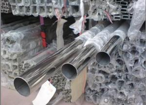 Seamless Stainless Steel Tube Seamless Steel Pipe