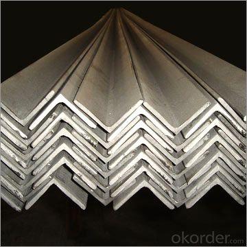 Angle steel high quality