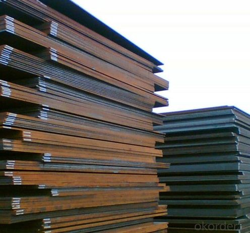 High Quality Steel Plate/Sheet