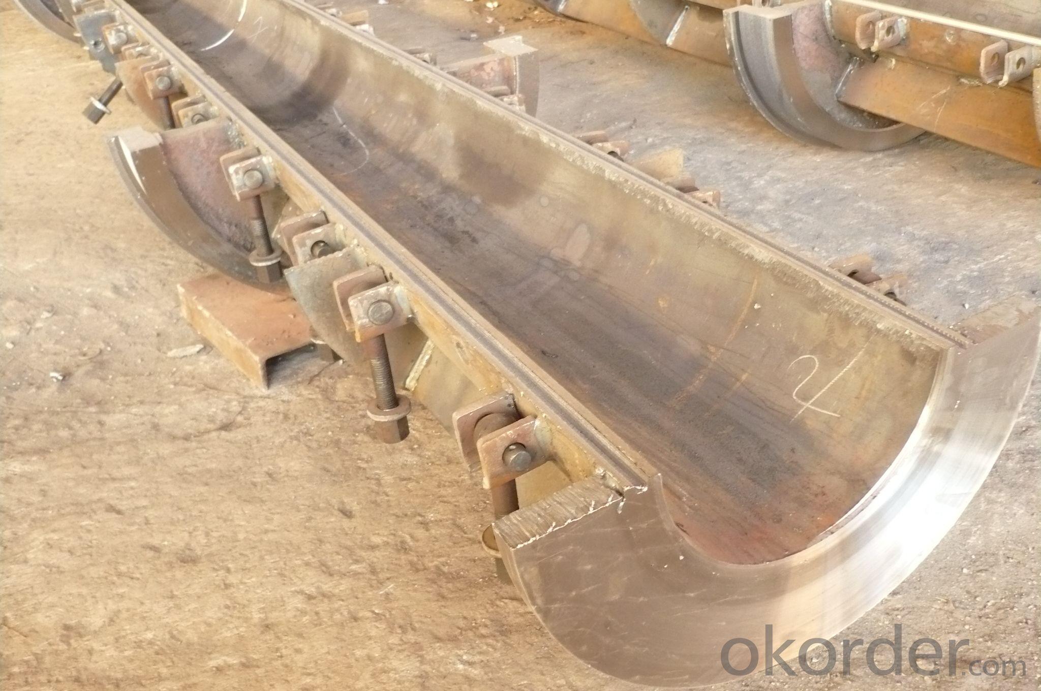 concrete pole plant mould 10 meters