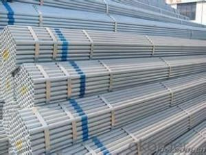 Water gas galvanized welded steel pipe