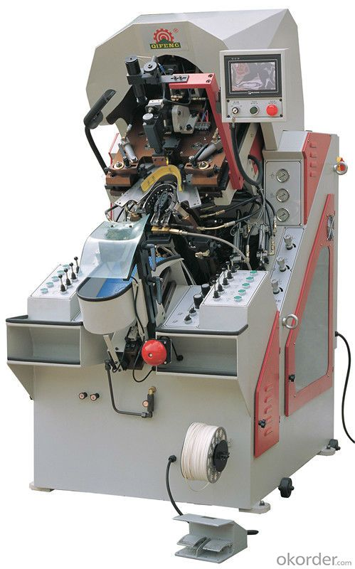 shoes machine , toe lasting machine ,shoe-making machinery