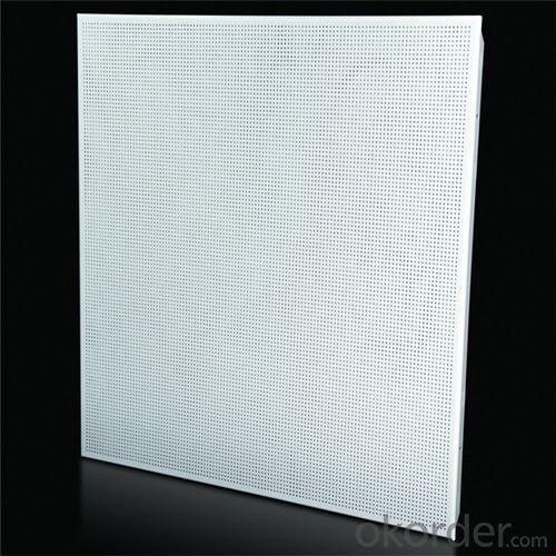 Metal ceiling tiles Aluminium ceiling 600*600mm