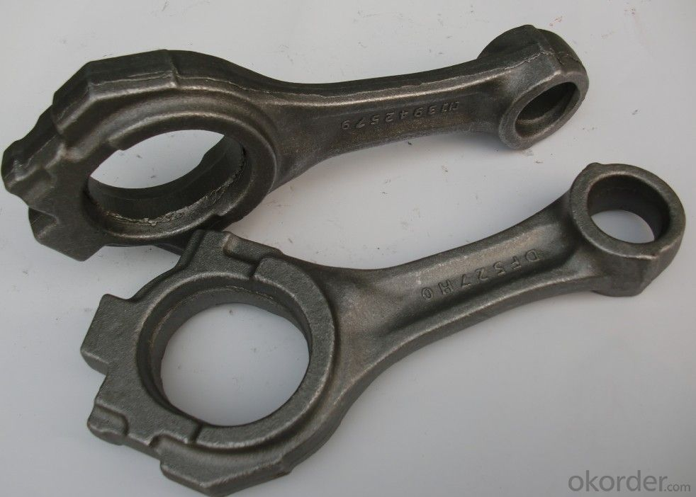 connecting rod of the Combustion engines