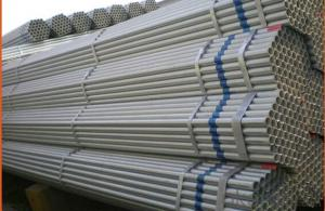Scaffolding steel tube for construction