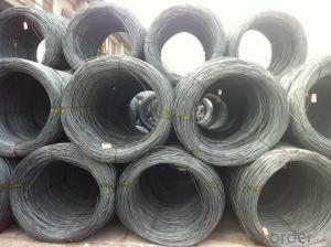 Low Carbon Hot Rolled Wire rods in Grade SAE1008