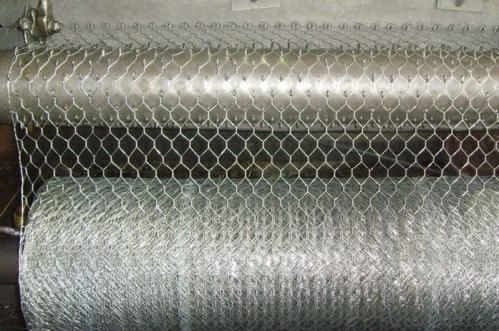 Hexagonal Wire Mesh 0.56 mm Gauge 5/8'' Inch Aperture