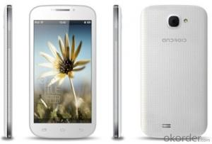 Hot 5 Inch Quad-Core 3G Smartphone