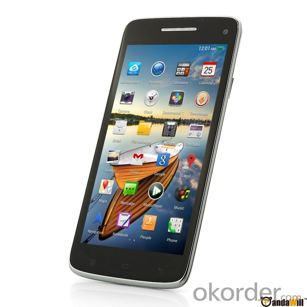 """IPS 5"""" MTK6592 5MP Android 4.4 Smartphone Octa-core High Resolution"""