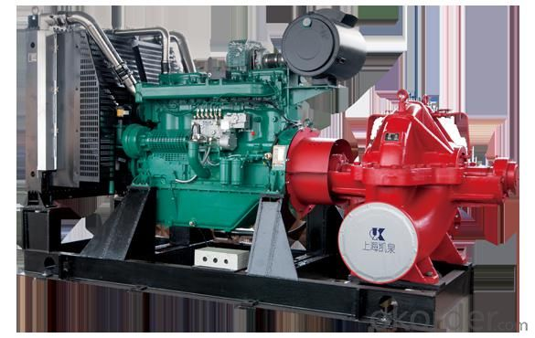 XBC series diesel engine fire pump