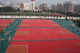 Environmental protection artificial floor
