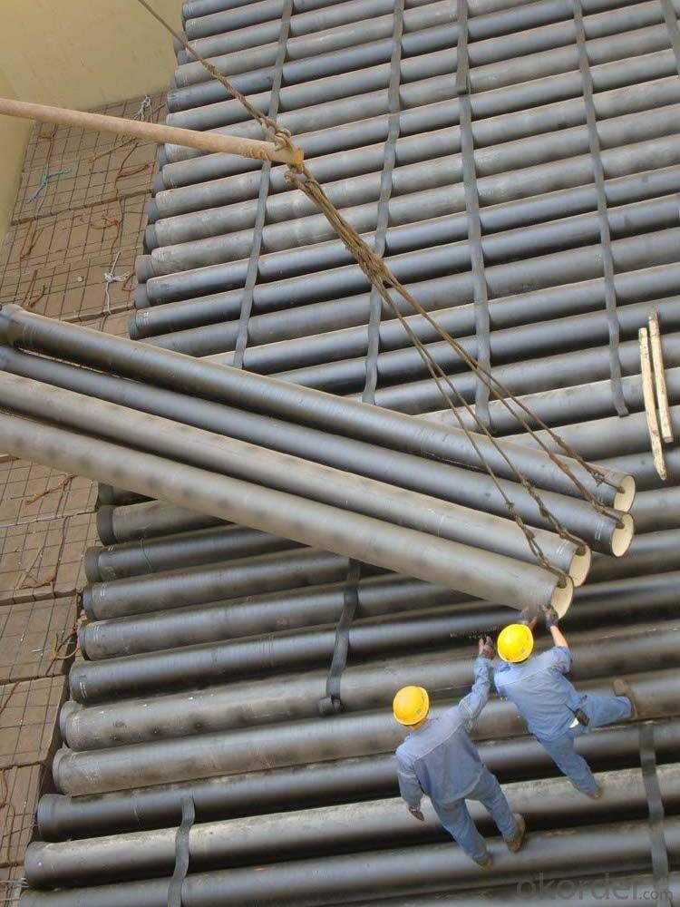 DUCTILE IRON PIPE DN300 K8/C/K9