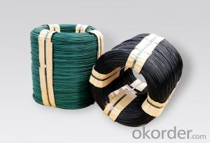 PVC GLUED WIRE