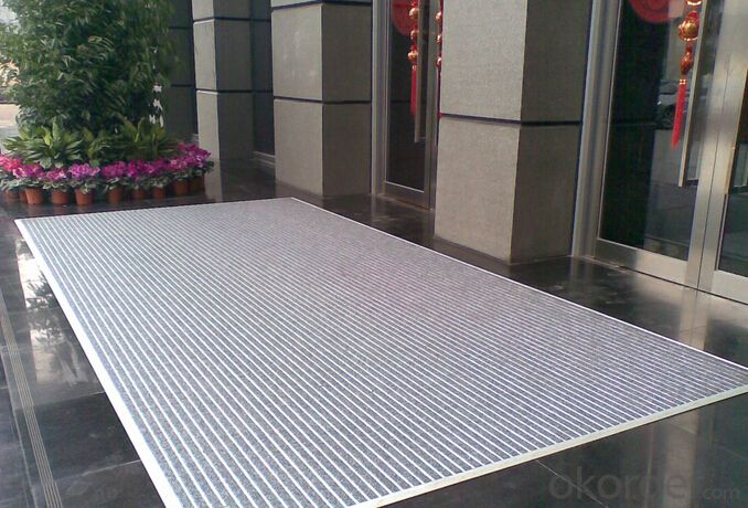 Hot sale Aluminum Entrance Mat