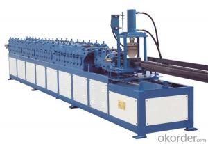 High Precision Cold Roll Forming Machine
