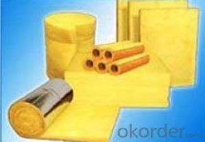 Glass Wool Pipe 20kg/m3 china manufactuerer