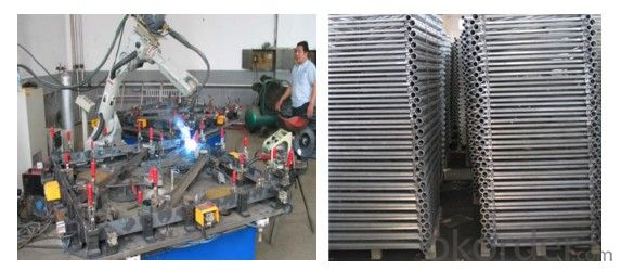 Tower Scaffolding System / Scaffold Formwork For Industrial Buildings