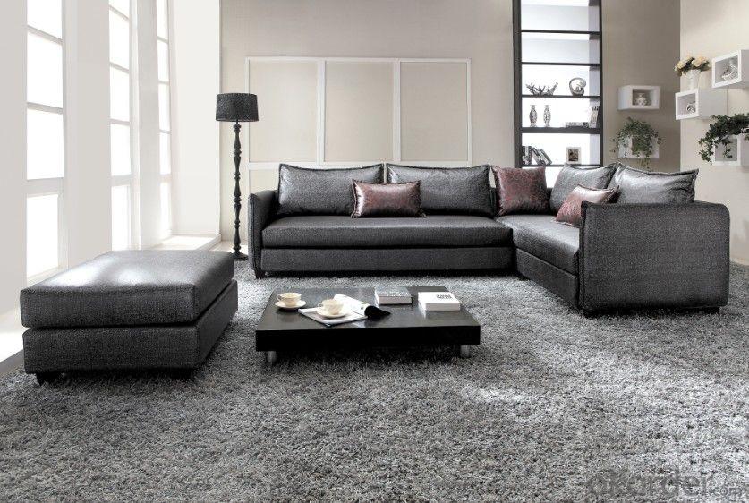 Fabric Chesterfield sofa bright color