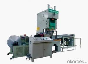 Aluminium Catering Foil Rewinding Machine