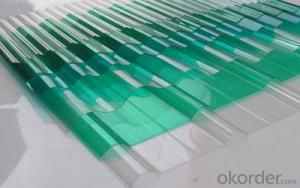FIBER REINFORCE PLASTIC Transparancy Skylight Panel
