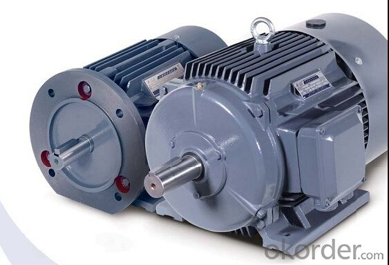 Siemens High Efficient High Low Voltage AC Motor