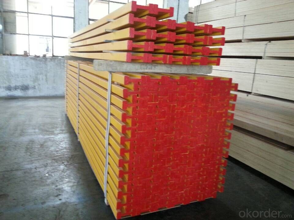 H20 Wood Beam for Form Work Construction