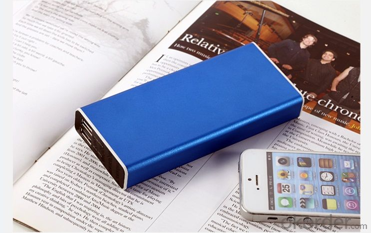 Portable High Capacity Battery 15000mAh Power Bank