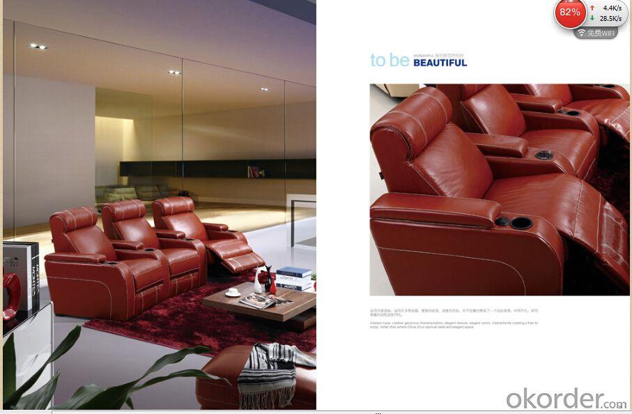 Modern recliner sofa 1+2+3 recliner sofa