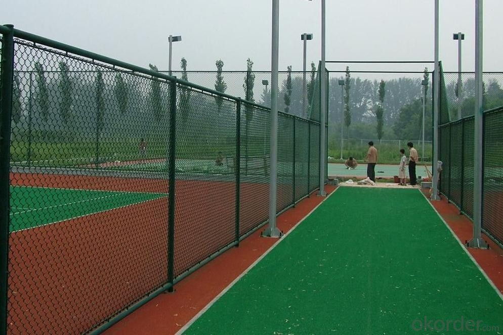 Chain Link Fence widely used
