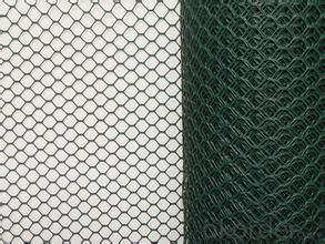 PVC Hexagonal Wire Mesh 0.5 mm Gauge