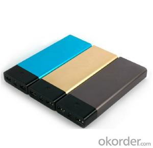 Portable Power Bank Two Layer colour
