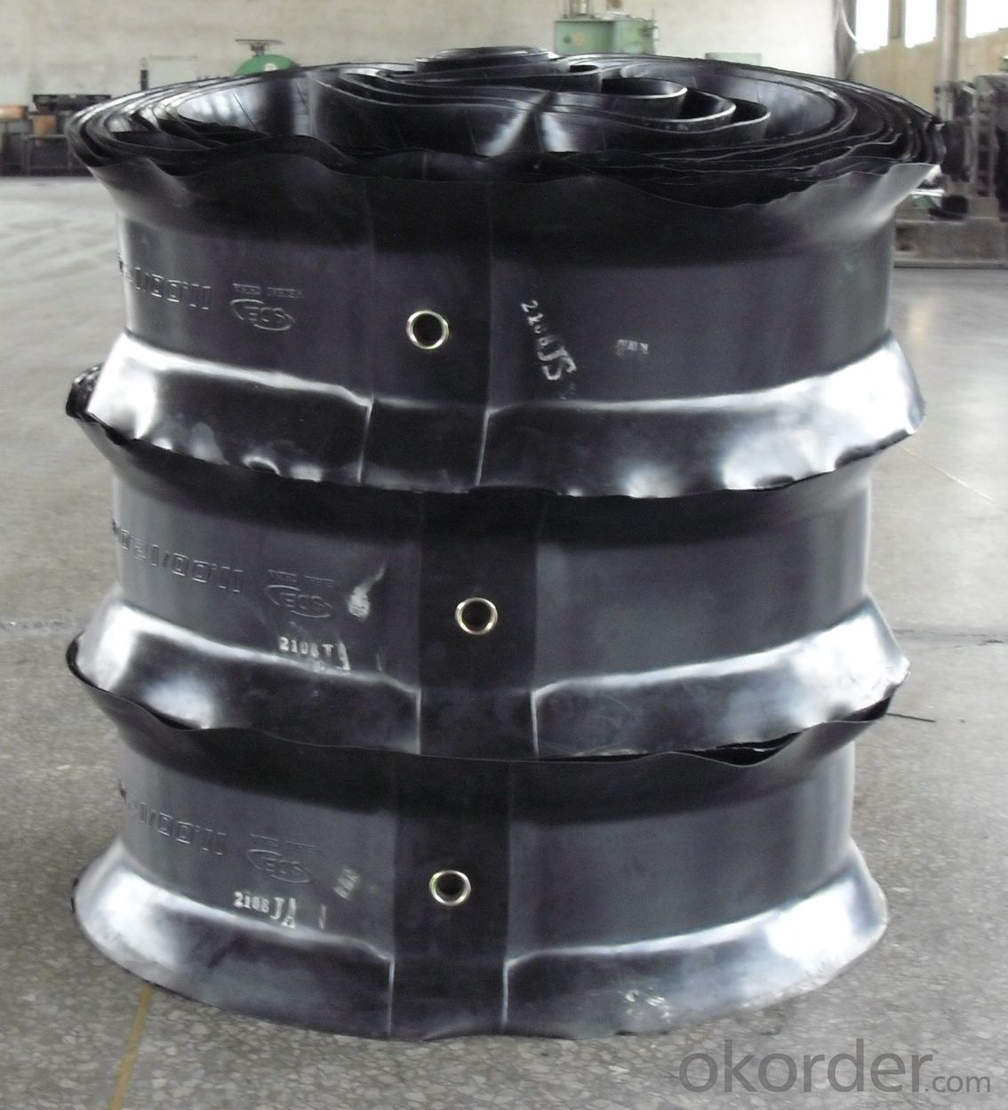 flaps for OTR, agricultural, industrial and truck tires