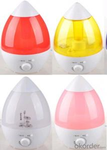 Home Humidifier with 2.6L Capacity