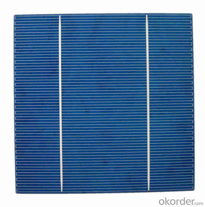Polycrystal solar cell JAC P6RF-3 (Cypress2)