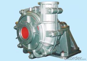 KSH High Efficiency Slurry Pump