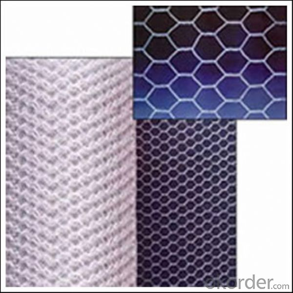 Galvanized Hexagonal Wire Mesh 0.5 mm Gauge