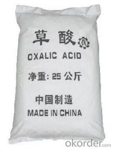 Manufacturer of Oxalic Acid 99.6% /Dicarboxylic Acid