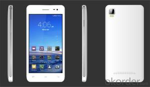 Quad core MTK6582 Android 4.4 os 4.5inch OEM 4G Smartphone