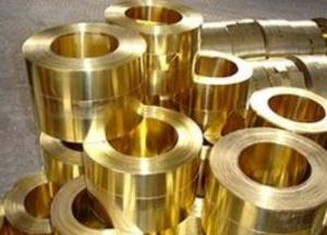 Nickel Plated Copper Strips