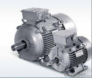 Siemens ILE0001 Series High Low Voltage AC Motor