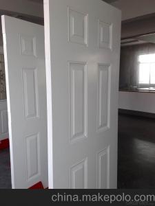 FIBER GLASS REINFORCE PLASTIC/GRP DOOR-SOLID