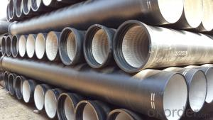 Ductile iron pipe DN1600