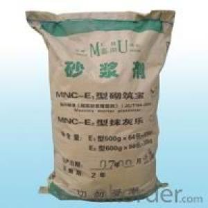Mortar Plasticiser for Concrete Admixtures for China